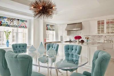 Beragam Sentuhan Warna Untuk Mempercantik Interior