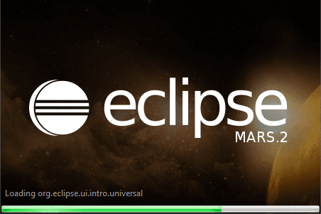 Eclipse Installation step