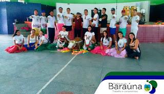 Diretores de Cultura e Turismo de Baraúna visitam cidade de Passa e Fica para conhecer Tradição Cultural do 'Boi de Reis'