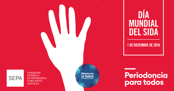Cartel Día Mundial del SIDA Fuente: SEPA
