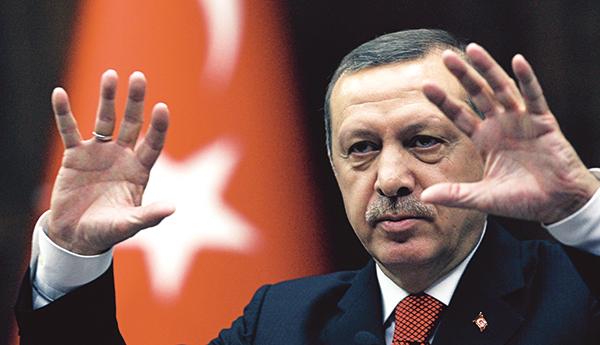 Ο «αυτιάς» Ερντογάν