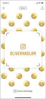 Cara Mendapatkan Follower Instagram Banyak Dengan Nametag