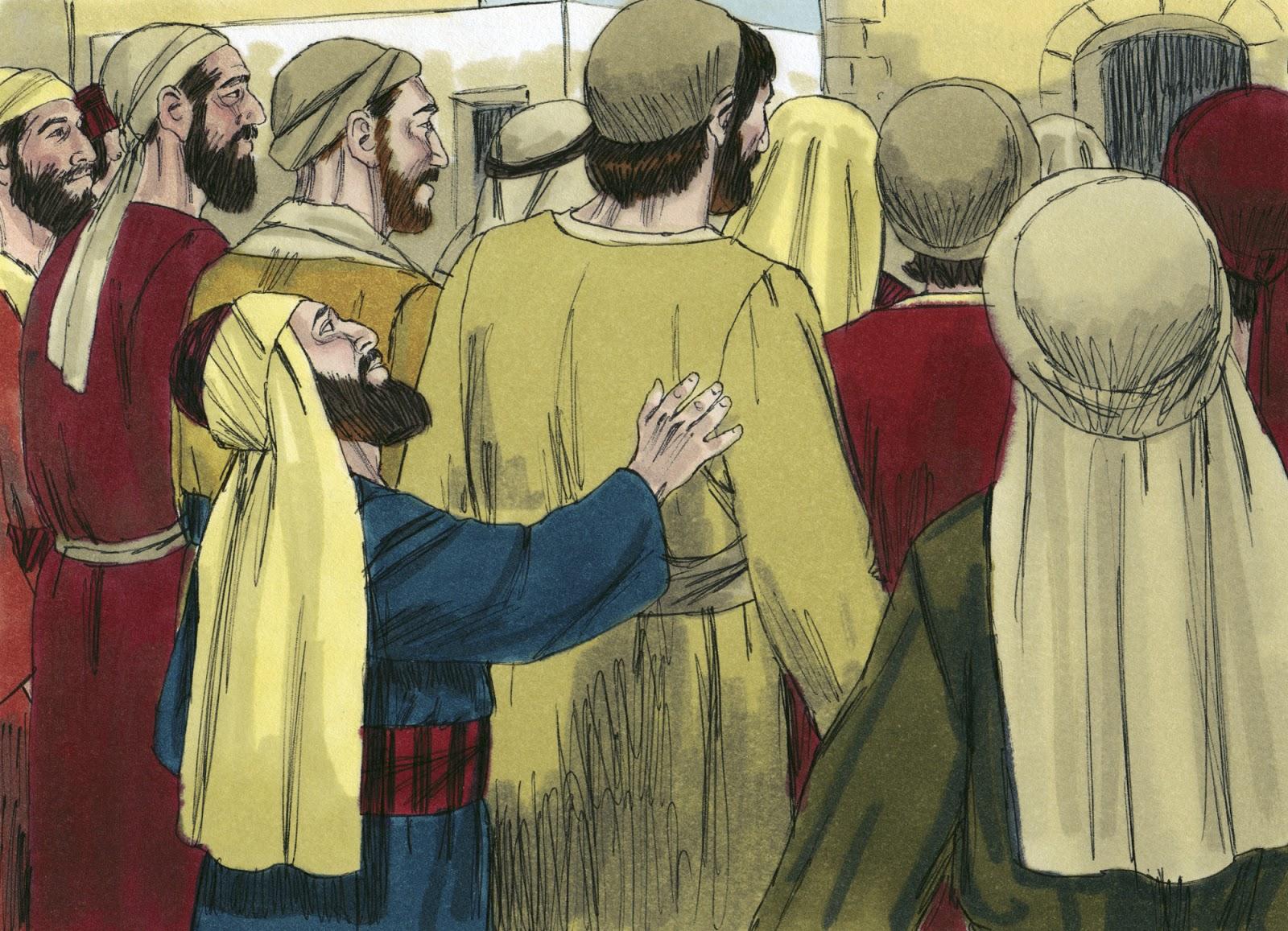 Bible Fun For Kids Zacchaeus