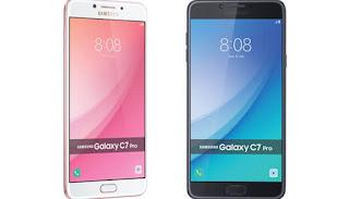 تعريب جهاز Galaxy C7 Pro SM-C7018 7.0