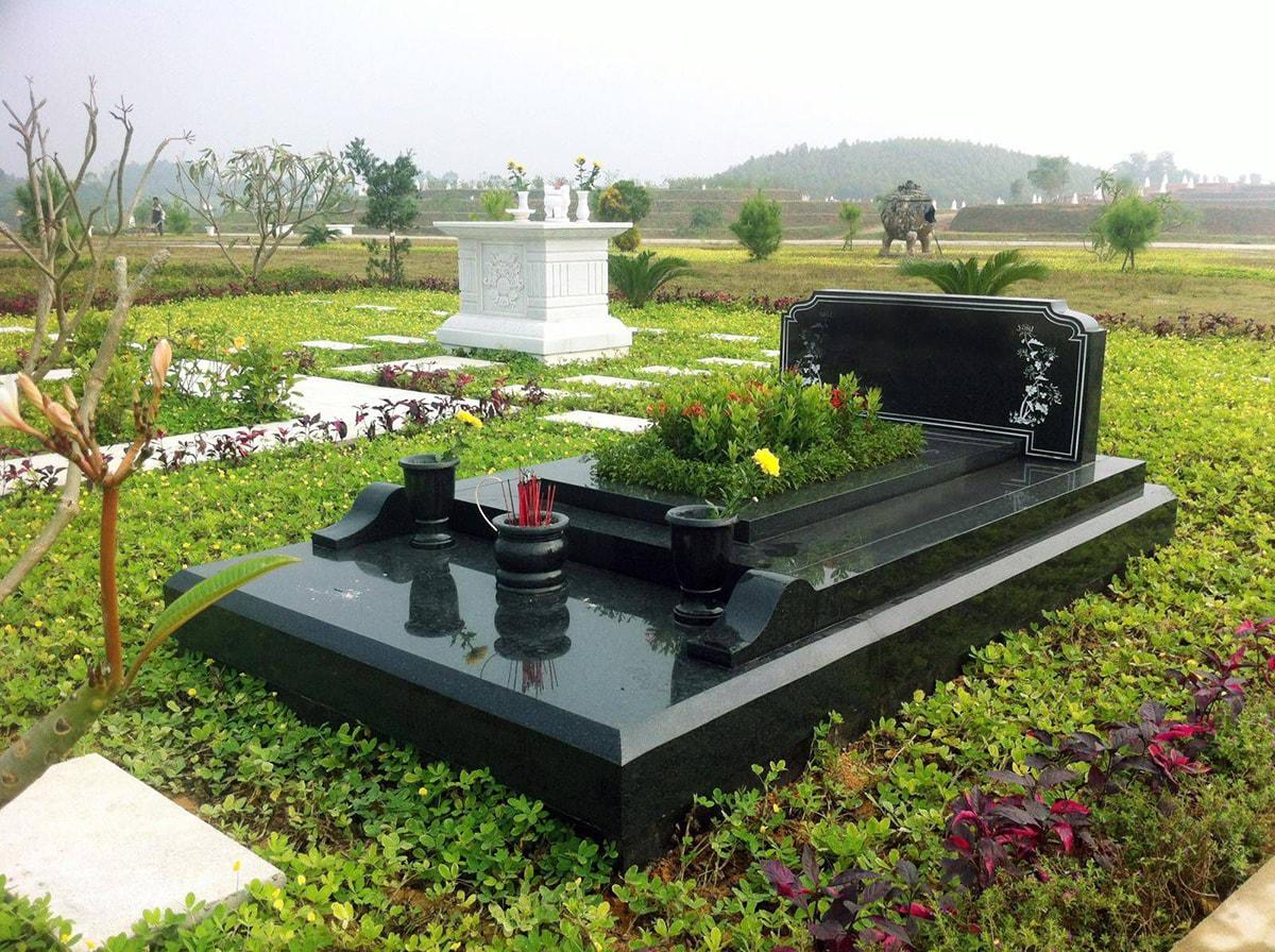 Dịch vụ xây dựng mộ tại Hoa Viên 5*