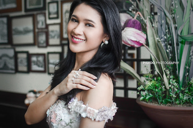 Miss Earth Indonesia 2017 - Michelle Victorial Alriani