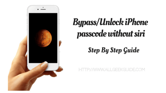 iphone passcode bypass how to bypass iphone 6 passcode without siri all guide 8625