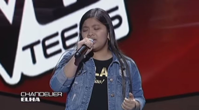 The Voice Kids grand champion Elha Nympha pretends as a contestant ...