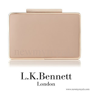 Kate Middleton wore LK BENNETT Nina Clutch