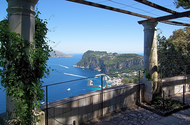 Capri Island, a Starry, Mesmerizing and Alluring Island