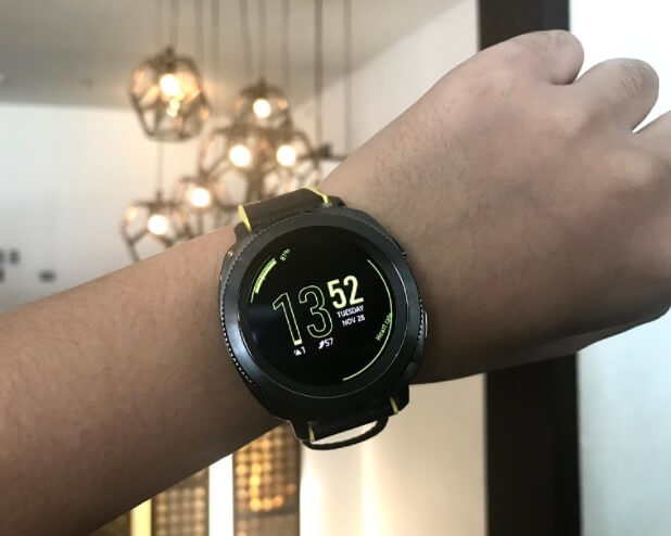 Samsung Outs Gear Sport; Priced at PhP14,990