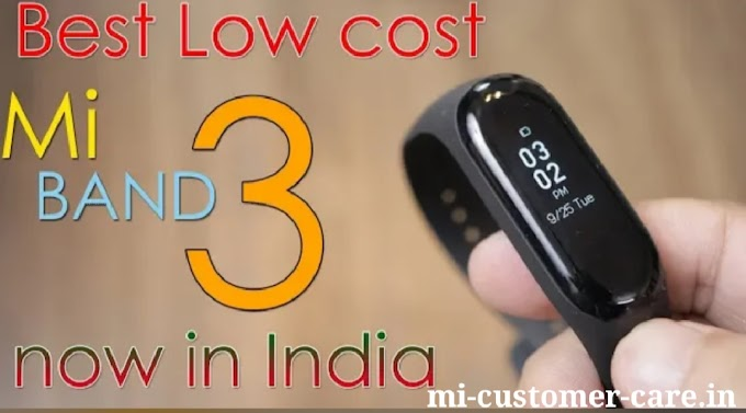 Is Xiaomi MI band 3 waterproof?