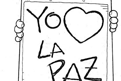 Dibujos De Paz Y Amor Para Colorear