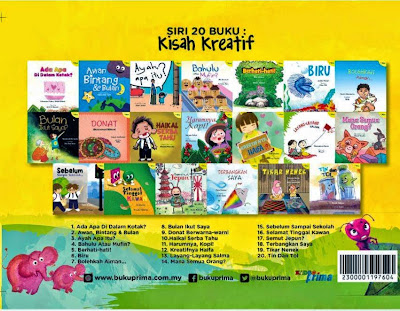 #Projek100Buku Pupuk Minat Membaca Di Kalangan Generasi Muda