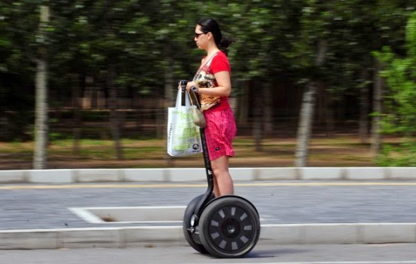 為什麼「電動平衡車」失敗了? | Easy Share
