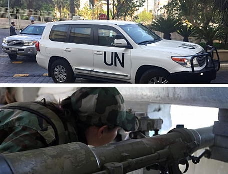 Missione Opac sospesa. Team Onu lavora per sicurezza a Douma