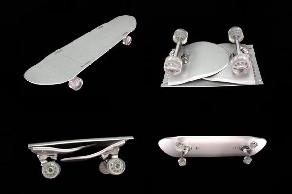 SNAP folding skateboard