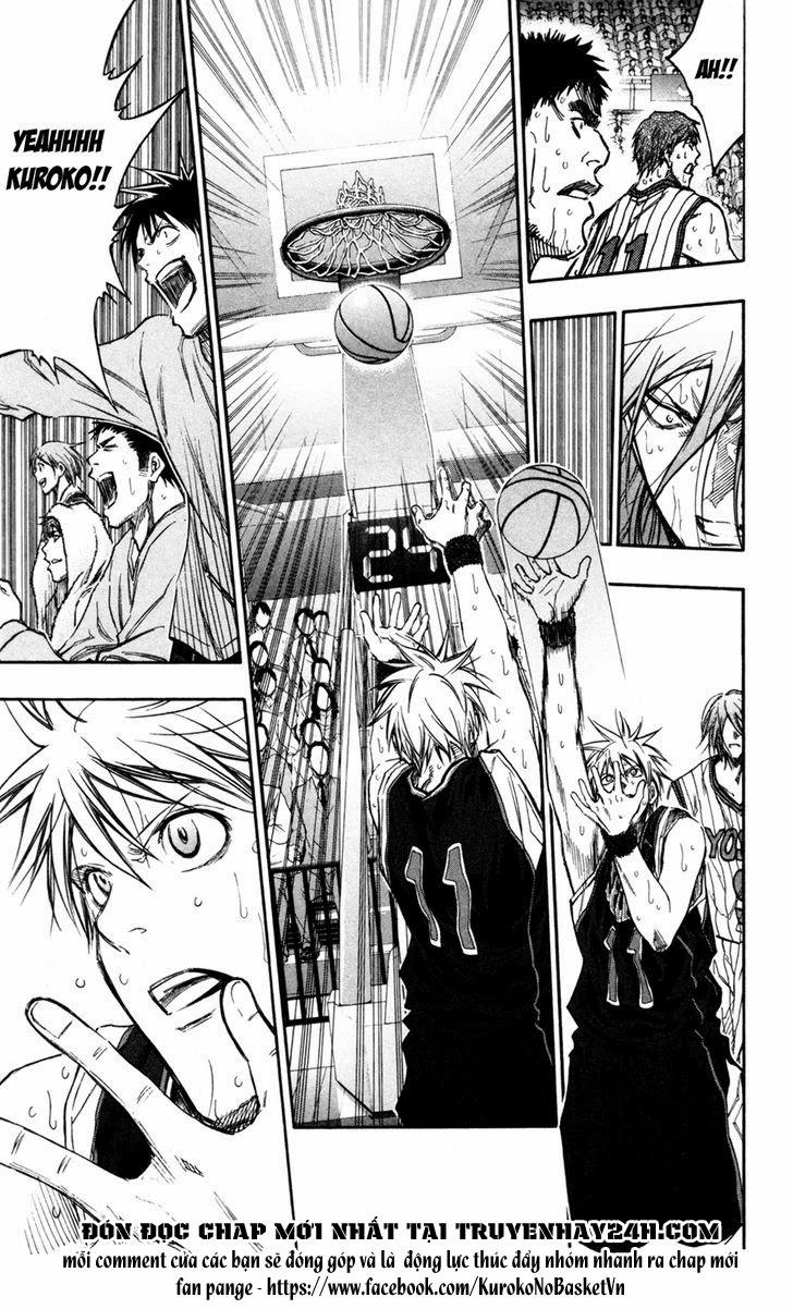 Kuroko No Basket chap 159 trang 19