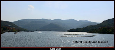 Awesome view of the lake, Lavasa