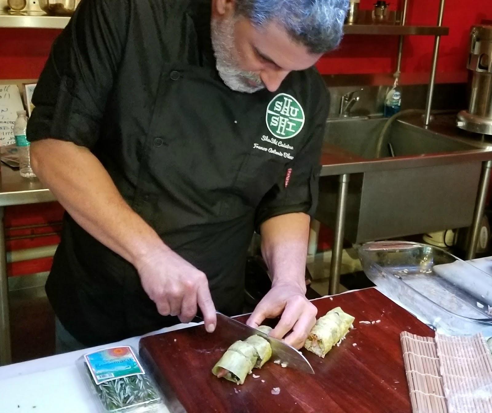 Miami Chef Franco Blanco