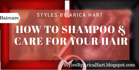 Haircare, shampooing hair, beauty tips