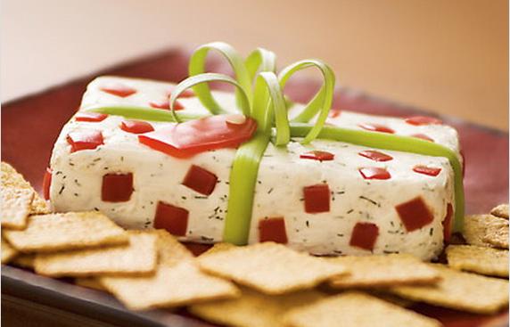 Antipasti Di Natale Decorativi.Antipasti Di Natale Pacchettini Tutti Da Mangiare