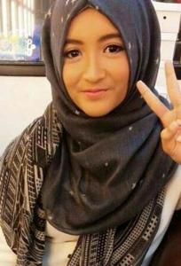 Arafah Rianti cantik, stand up comedy, lucu, hijab