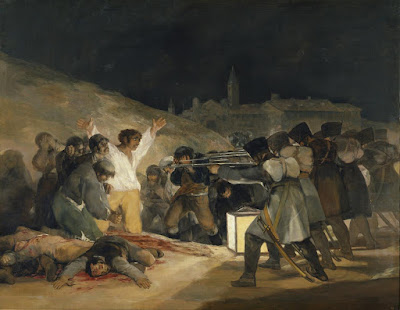 """3rd of May 1808"" by Goya"