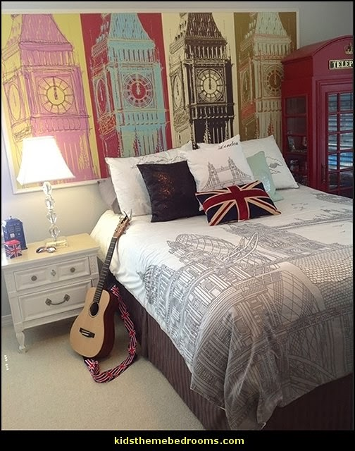 Decorating theme bedrooms - Maries Manor: travel theme decorating ...