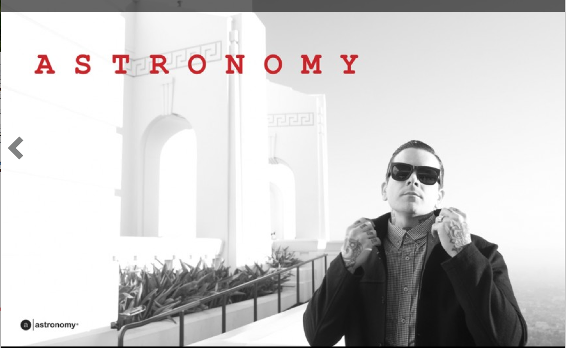 astronomy clothing line - photo #4