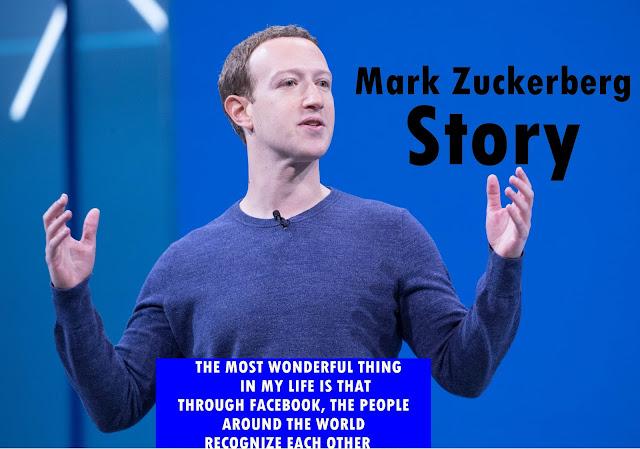Facebook Founder Mark Zuckerberg Story