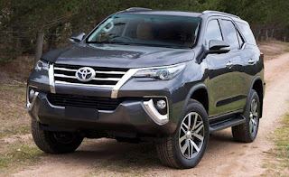 Harga All-New-Fortuner Palembang