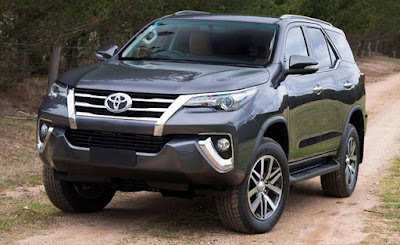 Harga All-New-Fortuner Kediri