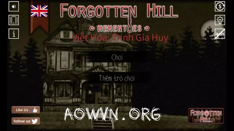 game android Forgotten%2BHill Fall Sugery Mementoes viet hoa aowvn kinh di giai do%2B%25282%2529 - [ HOT ] Game Forgotten Hill - Mementoes - Fall - Surgery Việt Hóa | Android - Kinh dị giải đố tuyệt hay