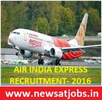 air+india+express+recruitment+2016