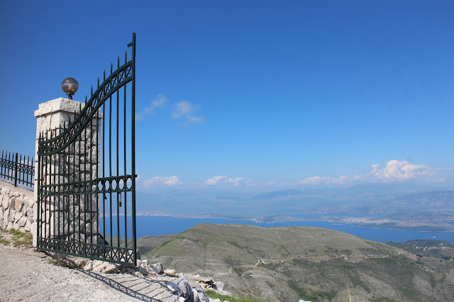 Korfun korkein vuori