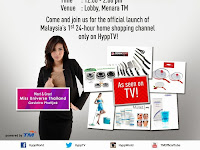Official Launch of TV Direct Showcase ­– Malaysia's First 24-Hour Home Shopping Channel