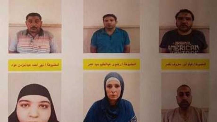 تجديد حبس 6 متهمين بخلية كنيسة مسطرد