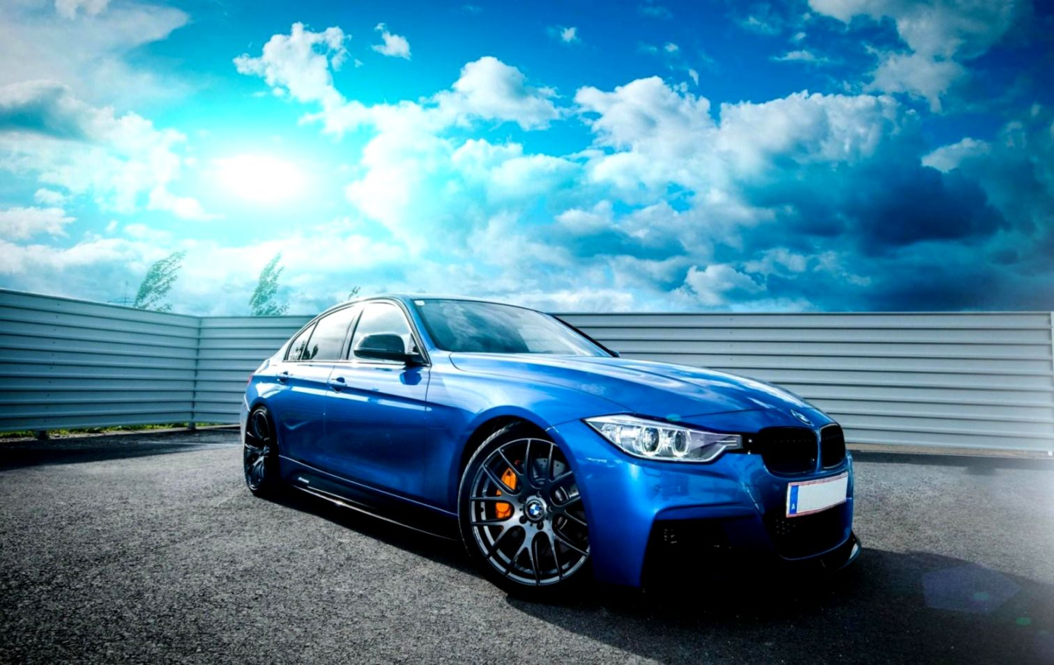 Bmw F30 335i Car Wheels Tuning Hd Wallpaper Elegant Wallpapers