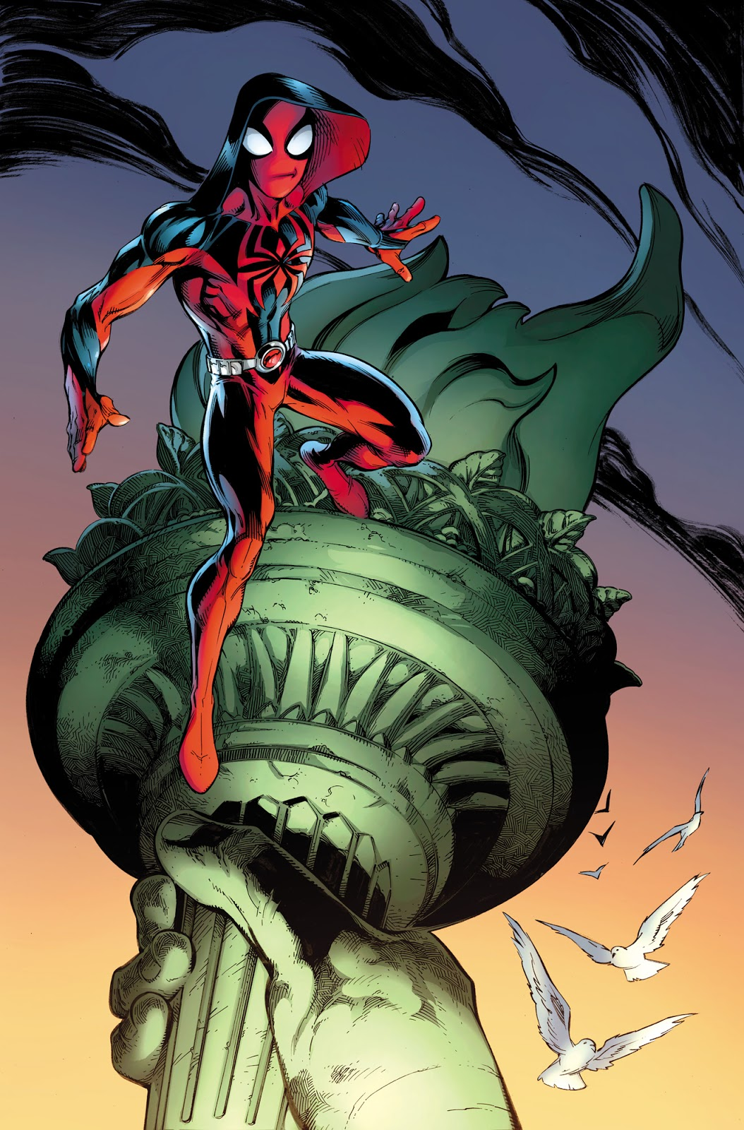 THE SCARLET SPIDER #1