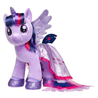 Twilight Sparkle My Little Pony the Movie Build-a-Bear Plush