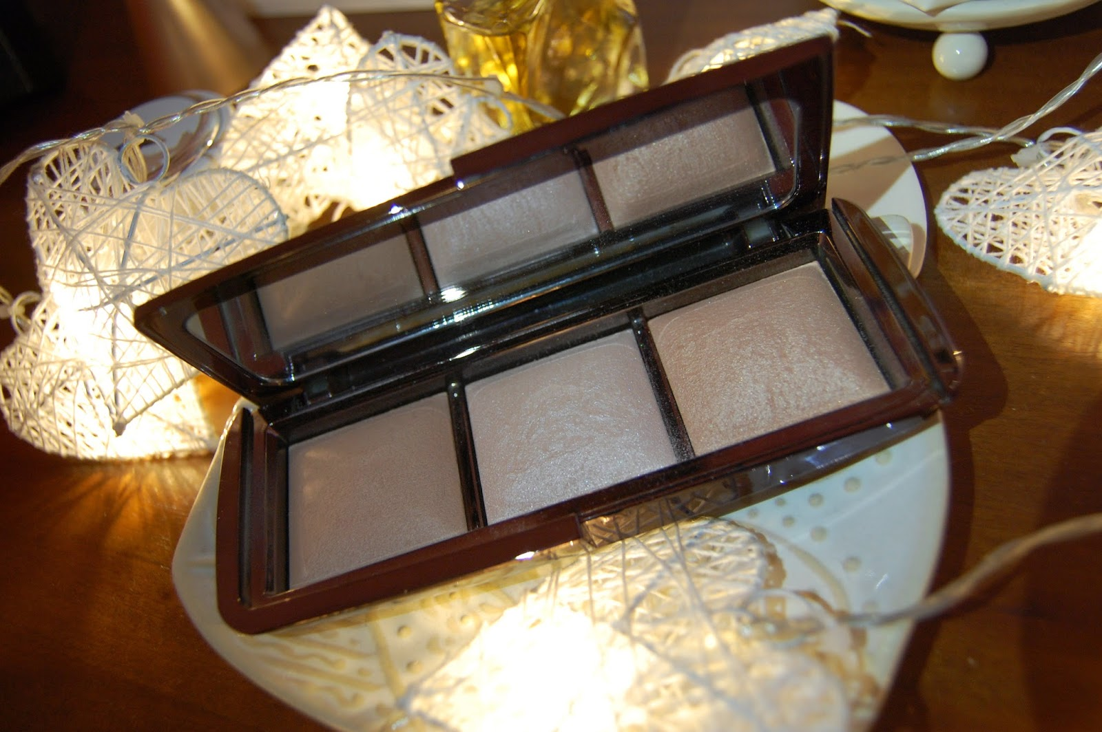 highlight, contour, hourglass, make up, sephora, bronzer