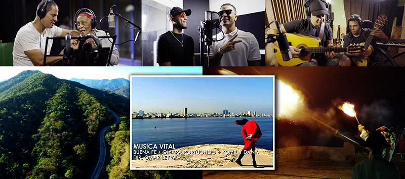 Buena Fe - Omara Portuondo - Yomil y el Dany - ¨Música vital¨ - Videoclip - Dirección: Omar Leyva. Portal Del Vídeo Clip Cubano - 01