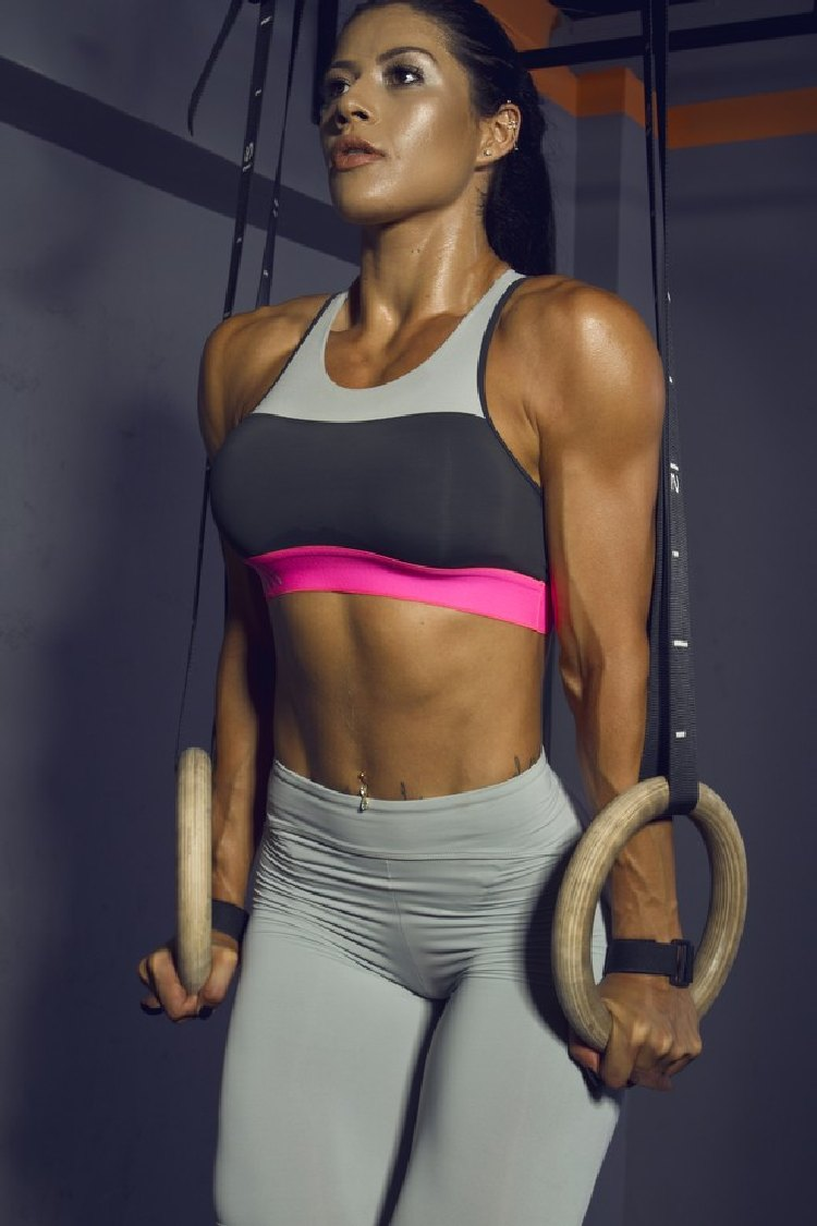 Yasmin Castrill India Fitness