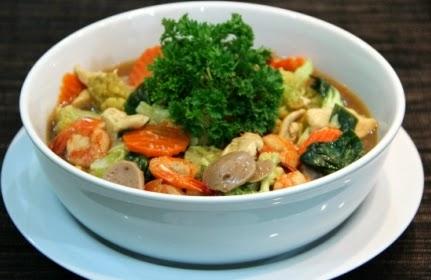 resep masakan indonesia capcay