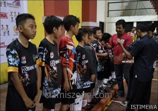 Mewakili Jabar, Hockey Ciamis Raih Perak di Kejuaraan FHI Jatim