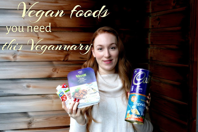 vegan food, veganuary,