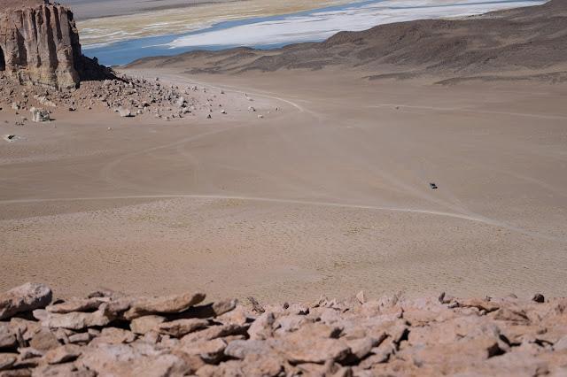 salar del tara atacama deserto