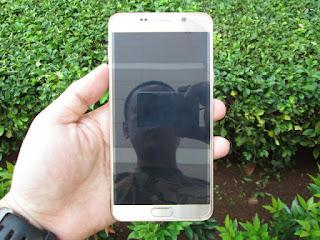 Samsung Note 5 Seken Mulus Fullset Garansi Panjang