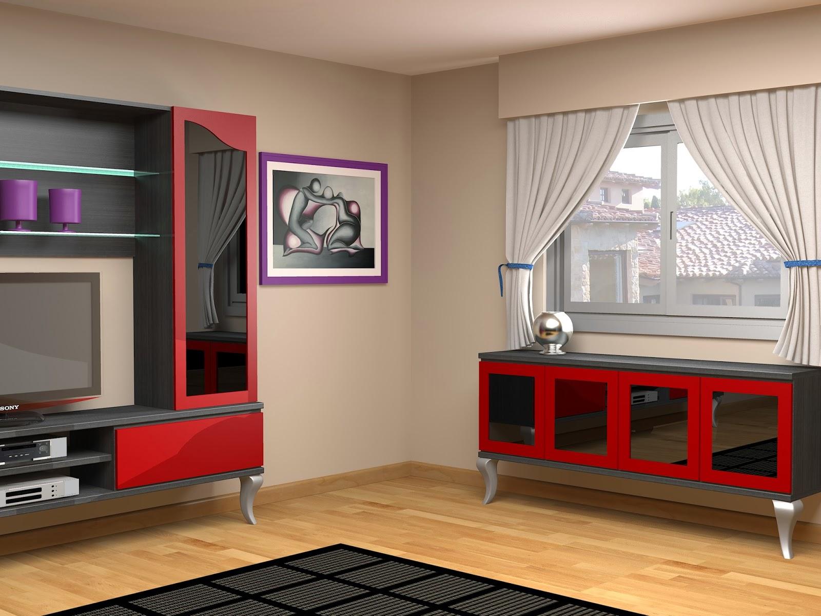 muebles salon patas isabelinas as mismo la combinacin de las luces leds with luces led para salon